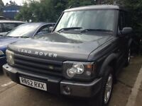 land rover discovery v8 es fully loaded
