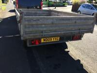 Tipping trailer 3.5t