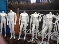 Mannequins male & female