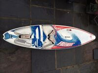 Fanatic Freewave 79litre Windsurf board