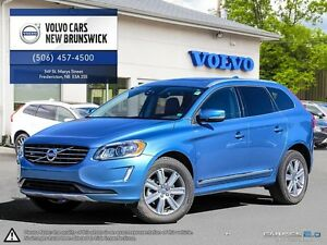 2016 Volvo XC60 T6 PREMIER! HEATED LEATHER! BLIS! SUNROOF!
