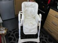 lovely baby high chair