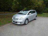 Toyota Verso 1.8 V-Matic TR M-Drive S 5dr (7 Seat)