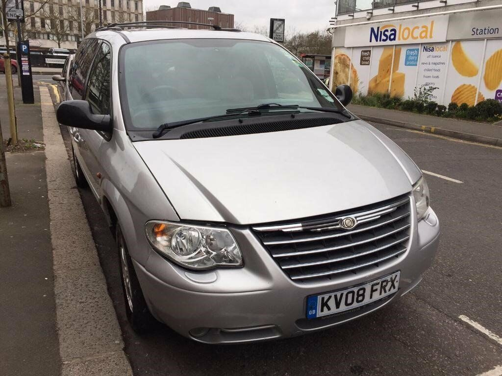 2018 chrysler grand voyager. interesting 2018 chrysler grand voyager  7seater automatic diesel full leather mot 24 intended 2018 chrysler grand voyager