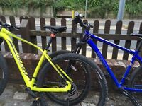 Missing Bike blue mongoose MTB from Christchurch area 15/09/16