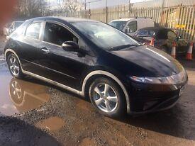 Honda Civic 1.8 i-VTEC SE Hatchback 5dr Petrol i-Shift SAT NAV, AUTO