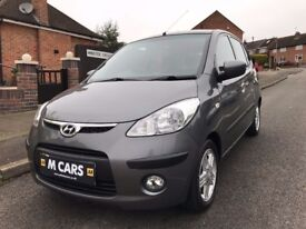 Hyundai I10 1.2 Comfort **£30 Tax** **Full Service History** **Ideal 1st Car**