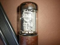 Mullard GZ34 rectifier valve