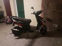 beeline rs 50cc mot 2019 insured to get you home