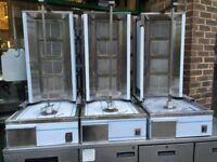 COMMERCIAL DONER KEBAB CATERING SHAWARMA FASTFOOD GRILL MACHINE TAKEAWAY KITCHEN RESTAURANT FASTFOOD
