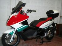 gilera gp800 new limited edition only one in the country