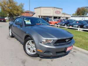 2011 Ford Mustang CONVERTABLE