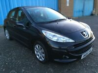 2008 Peugeot 207 1.6 hdi , mot - December 2018 , only 56,000 miles,2 owners,clio,corsa,fiesta,punto