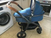 EGG Stroller / Pushchair and Carrycot