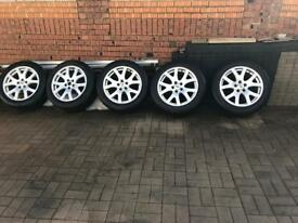 SOLD Range Rover Sport Alloy Wheels