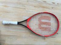 Children's Tennis Racket (Wilson) on Sale