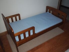 John Lewis toddler bed in excellent condition.