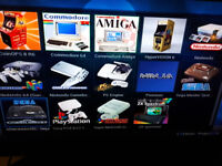 Original xbox 500gb Coinops 8,Emulators Premimum ,Over 20,000 Games