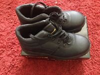 Steel Toecap Boots for sale (Size 8)
