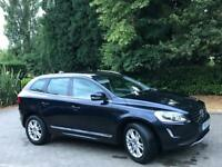 VOLVO XC60 SE LUX SAT NAV D4 LOW TAX GREAT MPG