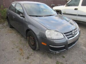 2007 Volkswagen Berline Jetta Automatic, 5 Cyl, Great Deal AS IS