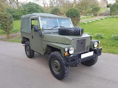 1977 SERIES III LAND ROVER LIGHT WEIGHT (LT/WT) LHD OR RHD DIESEL
