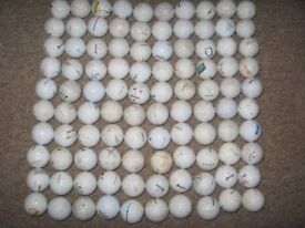 350 Used Golf Balls For Sale
