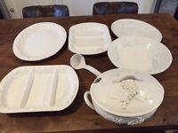 St Michael & Italian White / dinner / table / dresser