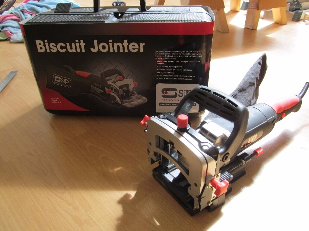 SIP Biscuit Jointer 900w