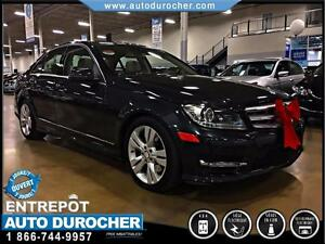 2012 Mercedes-Benz C-Class C300/LIMITED PACKAGE/TOIT OUVRANT
