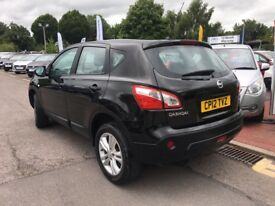 Nissan Qashqai, low mileage, FSH, very tidy!!