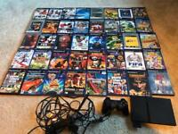 Sony Ps2 PlayStation 2 Console & games