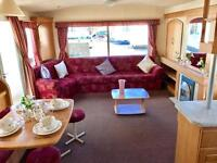STATIC HOLIDAY HOME FOR SALE IN TOWYN NORTH WALES, 3 BEDROOM!!!