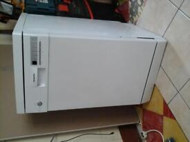 siemens slimline dishwasher.