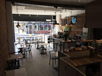 Supervisor/Assistant Manager for Newly opened venue in Stoke Newington