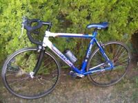 CAN DELIVER - SCOTT EXPERT ROAD RACING BIKE IN GOOD CONDITION