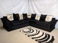 BRAND NEW VEGAS CORNER SOFA OR 3+2 SUITES ON A SPECIAL OFFER WITH 1 YEAR WARRANTY!!!