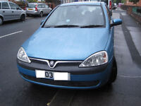 Corsa 1.2 sale or swap for bigger family size car