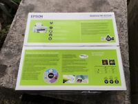 Printer Epson Workforce New Bargain