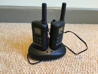 Motorola TLKR T61 Walkie Talkies (Twin Pack)