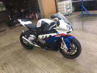 BMW S1000rr - low miles - finance available