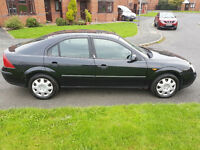 """02"" PLATE, FORD MONDEO LX, ** MOT MAY 2017**"