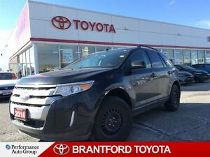 2014 Ford Edge SEL, AWD, Only 54000 kms!!, Trade In, Carproof Cl