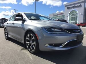 2016 Chrysler 200 C 3.6L V6 9 Speed