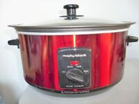 Morphy Richards Sea & Stew Slow Cooker