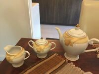 Brand new Tea Set - Fine Procelain - 8 cups (YAMASEN JAPAN) 20£