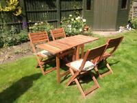 Garden table in Leeds West Yorkshire Outdoor Garden Furniture