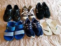 Boys shoes infant size 6