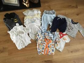 Baby clothes Newborn and up to 1 month
