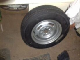 Larda riva spare wheel as new never used